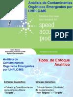 TMRM-e-seminar-Análisis_de_Contaminantes_Orgánicos_Emergentes_por_UHPLC-MS