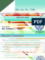 TESDA ACT