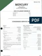 Mercury Service Manual