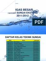 Teknik Sungai 2012
