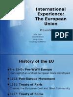 EU Presentation