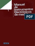 Manual de Instrumentos Electronicos de Medidas_CEAC