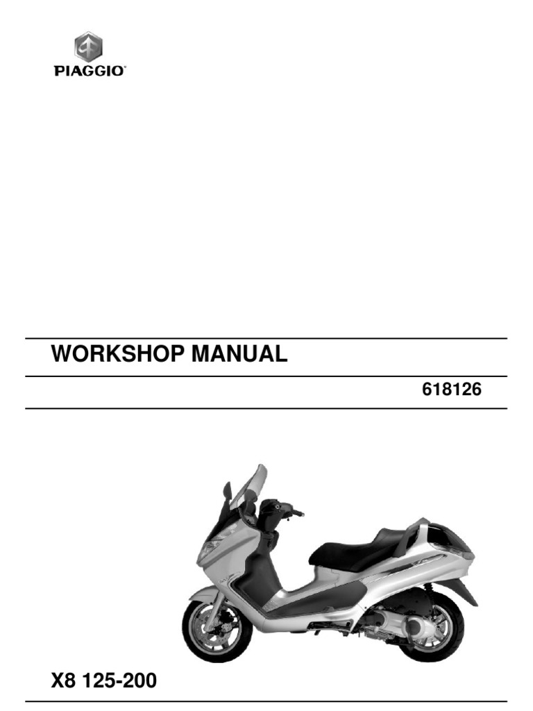 Gilera Runner 50 Owners Manual