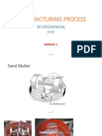 Foundry (Manufacturing Process Module 1)