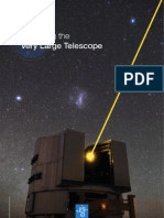 Operation the Very Large Telescope