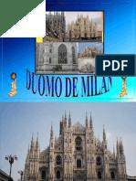 Italia Domul din Milano