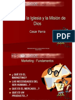 2007 Mercadeo y Mision