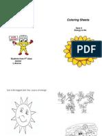 coloring booksPDF