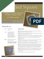 3DACAd01 Circled Granny Square UK