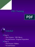 DBA Course Day 1