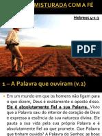 A PALAVRA MISTURADA COM A FÉ.pptx