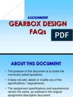 Gear Box Design-FAQs_1