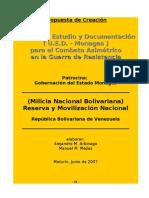 COMBATE ASIMÉTRICO BOLIVARIANO 1
