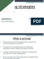 Pricing Strategies-1
