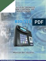 Manual Bio 512