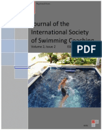 The Effect of Real-Time Feedback on Swimming Technique