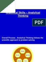 Analytical Thinking Training