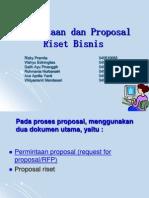 Permintaan Dan Proposal Riset Bisnis3