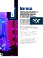 Extrusion Dimensional Tolerances