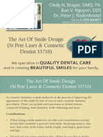 The Art of Smile Design (St Pete Laser & Cosmetic Dentist 33710)