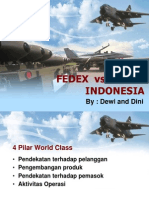 FEDEX  vs PT