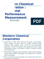 Western Chemical Corporation