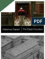 Papal Conclave Presentation