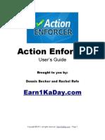Action Enforcer 3 User Guide