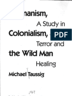 Michael Taussig - Shamanism a Study on Colonialism