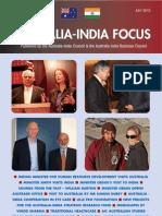 Australia India Focus 201007