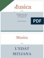 09 3C Música Medieval. J. Balfegó, A. Pamplona
