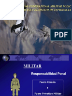 Nuevo CPML e Infidencia
