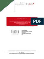 SOUZA, A. R. Reformas educacionais, descentralização e gestão escolar