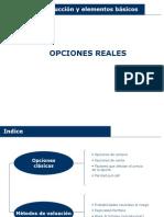 Diapositivas Opciones Reales