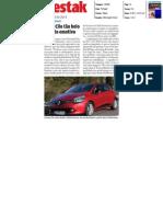 """NOVO RENAULT CLIO 1.5 dCi 90 NO """"DESTAK"""""""