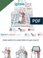 DigitaleZorgEvent infopack