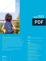 Community Happens Here annual report