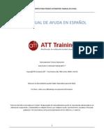 ATT Manual de Ayuda en Espanol
