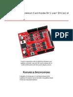 Led Matrix Controller Shield (1)