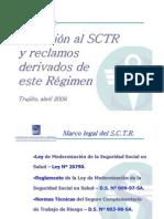 06 Afiliacion a SCTR y Reclamos Derivados de Este Regimen - Fmonge