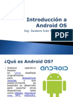 Introduccion a Android