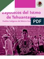 Zapotecos Istmo Tehuantepec