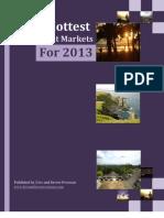 Hottest Real Estate Markets