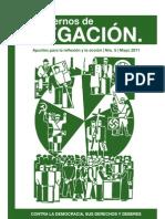 Cuadernos de Negación 5 - Contra la Democracia, sus derechos y deberes.