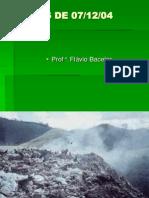 Aula Saneamento - PGRSS