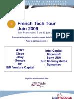French Tech Tour '09