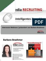 Social Media Recruiting - Was ist die 'Intelligente' Personalsuche im Web 2.0? (Webinar-Bericht)