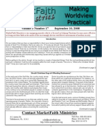 Worldview Made Practical - Issue 3-17