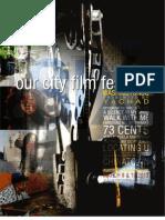 Our City Film Festival Guide