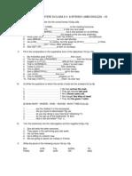 2examen de Admitere in Clasa a V
